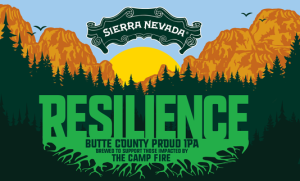 Sierra Nevada Brews 'Resilience IPA' to Help Fire Victims
