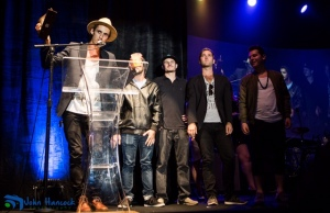 And the San Diego Music Award Goes To...