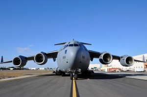 Last Boeing C-17 Departs from Long Beach