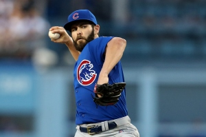 Arrieta Throws No-Hitter in 2-0 Cubs Victory