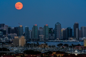 San Diego 8th Most Populous City