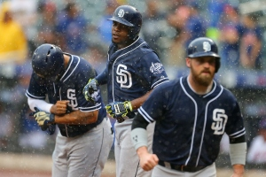 Rain Men: Padres Complete Wet and Wild Comeback