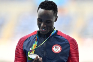 Steven Luke Reports from Rio: Will Claye