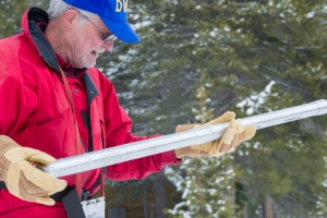 Calif. Snowpack Could Be Lowest on Record Since 1991