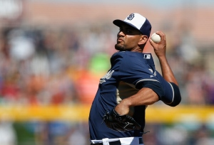 Padres Spring Training: Get To Know Tyson Ross