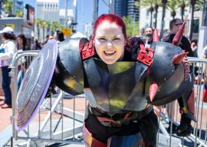 Costumes of San Diego Comic-Con 2019