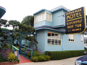 San Fran's First-Ever Motel