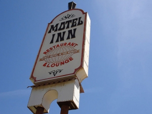 The World's First-Ever Motel