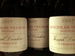 Le Jour de Beaujolais Nouveau