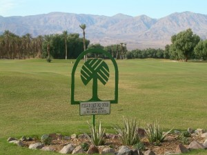 World's Lowest Golf Course