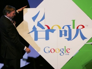 Google Chairman Says China 'Dangerous'