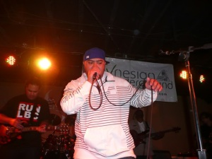 J Boog 'Boogied' to Sold-Out Sound Wave