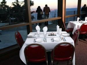 Valentine's Dinner Above Palm Springs