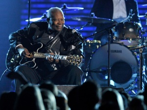 BB King Gave Us the Blues; Buddy Guy Stole the Show