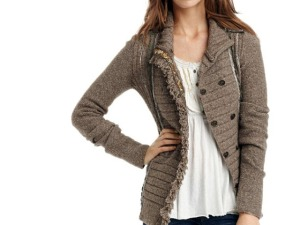 Sweater Coats: Back With a Vengeance