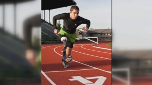 """""""It's Just So Low"""": Prosthetic Leg Stolen From Paralympic Hopeful"""