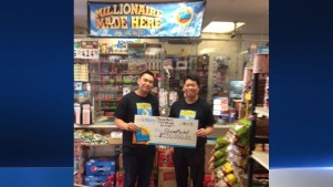 $110 Million Powerball Ticket Sold in LA