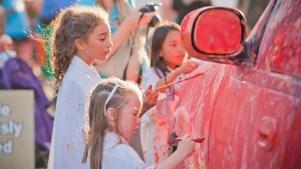 Free: La Jolla Art & Wine Festival