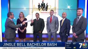 Jingle Bell  Bachelor Bash