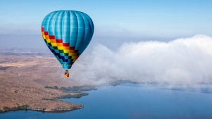 Soar, Sip at the Temecula Valley Balloon and Wine Fest