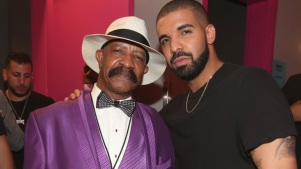 Drake Denies Dad's Claim Absentee-Father Lyrics Are False