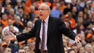 NCAA Suspends Syracuse Coach for Violations