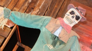 Small-Town Halloween: Solvang Haunted House