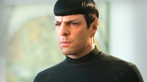 """Star Trek Into Darkness"" Star On His Humble Beginnings"