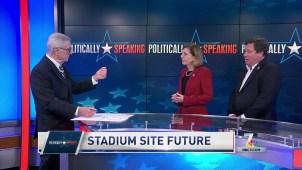 Politically Speaking: What Will Happen to 'Qualcomm' Stadium?