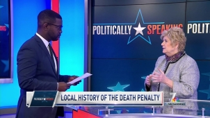 Politically Speaking: Local History of Death Penalty