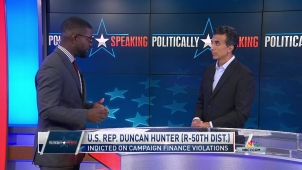 Politically Speaking: Timing of Rep. Duncan Hunter's Indictment
