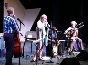 Lizzi Trumbore's Jazz Live Debut