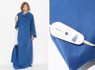 Finally, an Electric Snuggie Appears