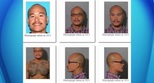 Fugitive on FBI's Most-Wanted List Caught at Border