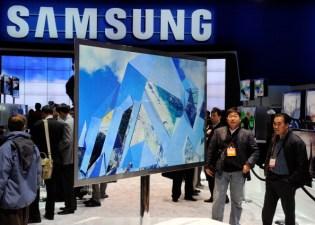 Samsung's $150K HDTV