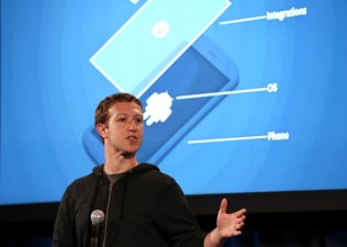 Facebook Won't Bring Facebook Home Phone to U.K.