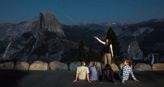 Stargaze Amaze: Eye Planets Above Glacier Point