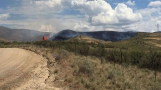 Pooping Cyclist Blamed for 73-Acre Idaho Wildfire