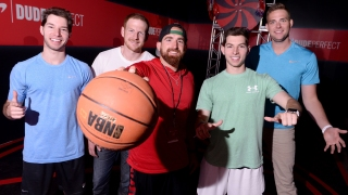 YouTube Stars Dude Perfect Land 11 Basketball Trick Shot Records: Guinness
