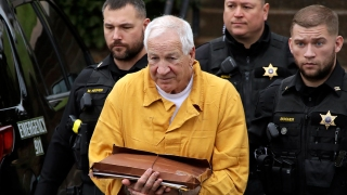 Top News: Jerry Sandusky Resentenced to 30 to 60 Years, More