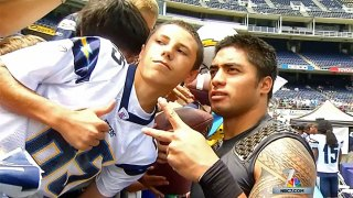 San Diego Chargers Fan Fest 2013: Images