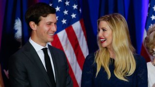 Donald Trump Is Not Anti-Semitic, Son-in-Law Says