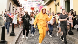 Top Celeb Pics: Fallon Produces 'Love Letter' to Puerto Rico