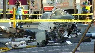 Small Plane Crashes in Kearny Mesa