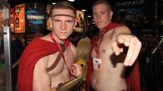 Bros of 2014 Comic-Con