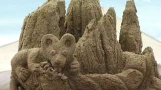 U.S. Sand Sculpting Competition Over Labor Day in San Diego