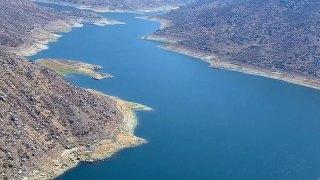 Images: Boat Crash Kills 1 at El Capitan Reservoir