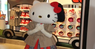 Look Inside: The Hello Kitty Store at Universal Studios