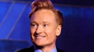 "Conan Says Hello to ""The Tonight Show"""