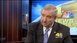 NewsConference Extra: L-A County District Attorney Steve Cooley